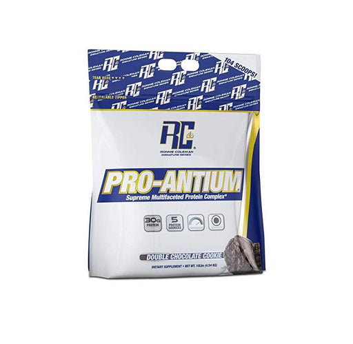 Ronnie coleman signature series Pro-Antium 10 lbs (Double Chocolate cookie), Serving (44g)
