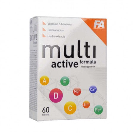 FA (Fitness Authority) Multi Active 60 tabs