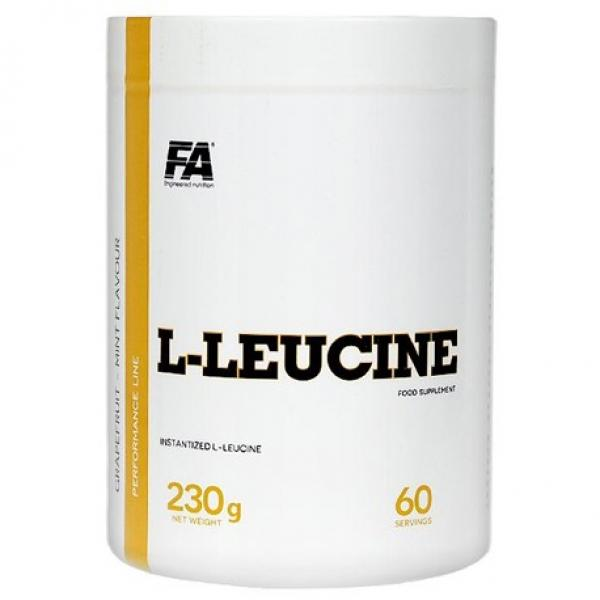FA Nutrition L-Leucine , 230g - fitness trends