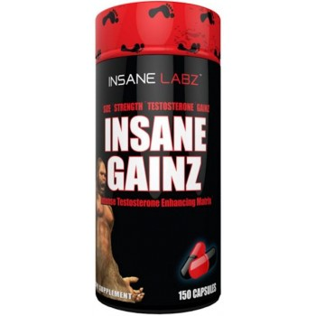 Insane Labz Insane Gainz - fitness trends