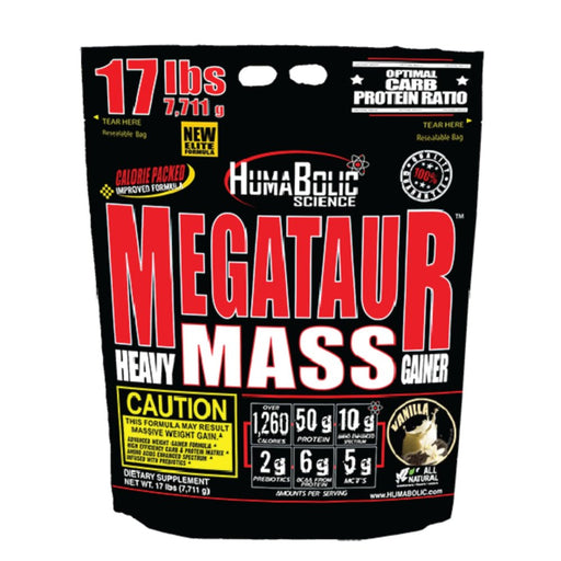 Humabolic Science MegaTaur Mass Gainer - fitness trends