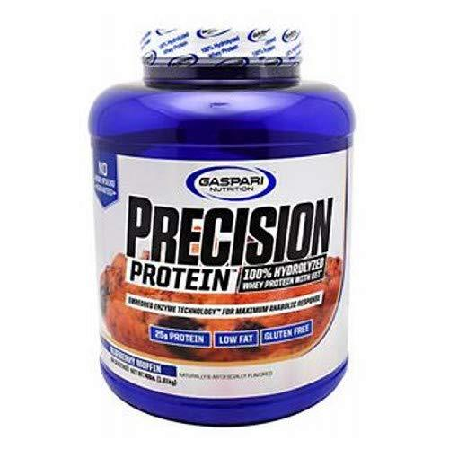 Gaspari-Precision Protein 4 Lbs Blueberry Muffin