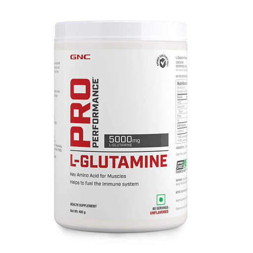 GNC Pro Performance L- Glutamine 5000 Mg, Serving 80