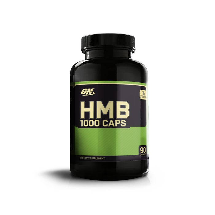 Optimum Nutrition (ON) HMB 1000 mg - 90 Capsules - fitness trends