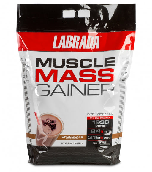 Labrada Muscle Mass Gainer - fitness trends