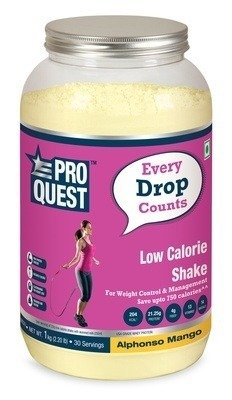 Proquest Low Calorie Shake - fitness trends
