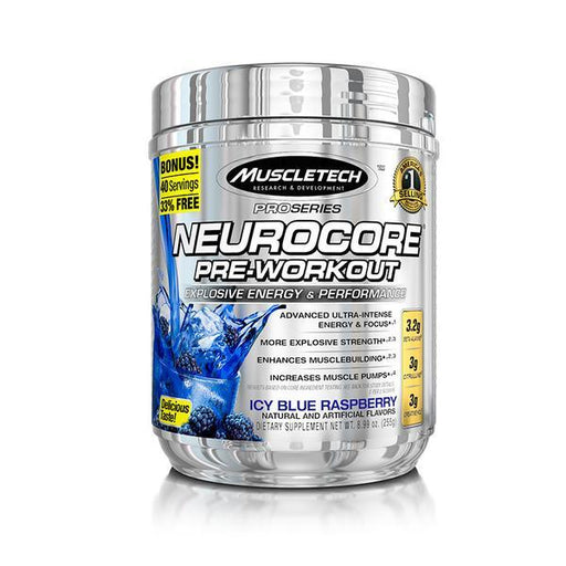 MuscleTech Pro Series Neurocore , 255g - fitness trends