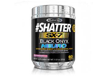 MuscleTech Shatter Sx-7 Black Onyx Neuro , 321g - fitness trends