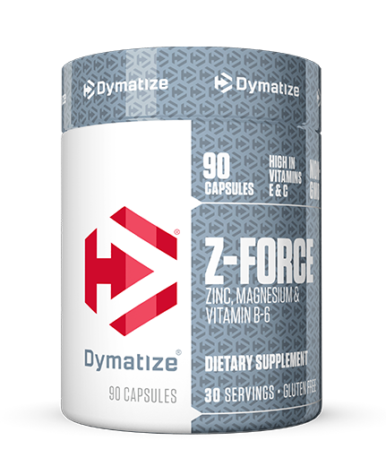 Dymatize Z-Force, 90 Capsules, 3 Capsules