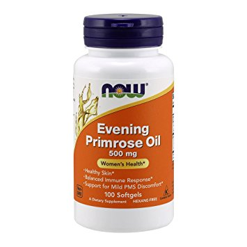 Now Evening Primerose Oil, 500mg - fitness trends