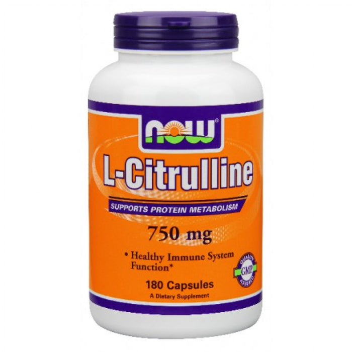 Now L-Citrulline, 750mg - fitness trends