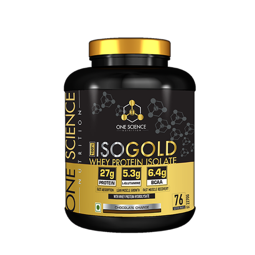 One Science Iso Gold 2.27 Kg