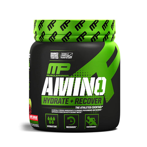 MusclePharm Amino 1 Sport Nutrition Powder - fitness trends