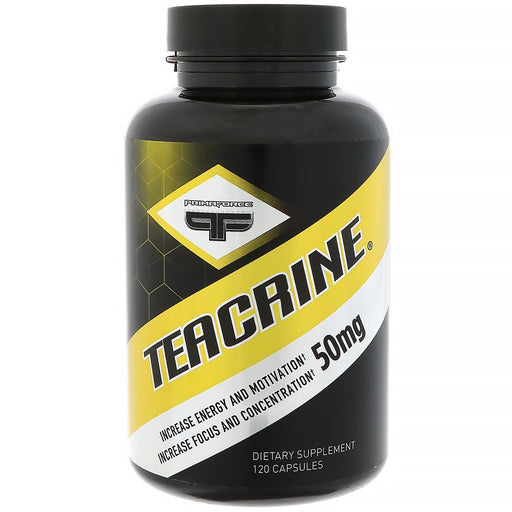PrimaForce Teacrine , 50mg - fitness trends