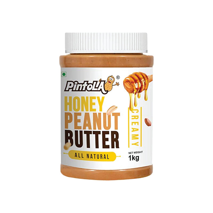 PINTOLA-Honey Peanut Butter 1kg