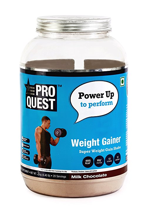 Proquest Weight Gainer - fitness trends
