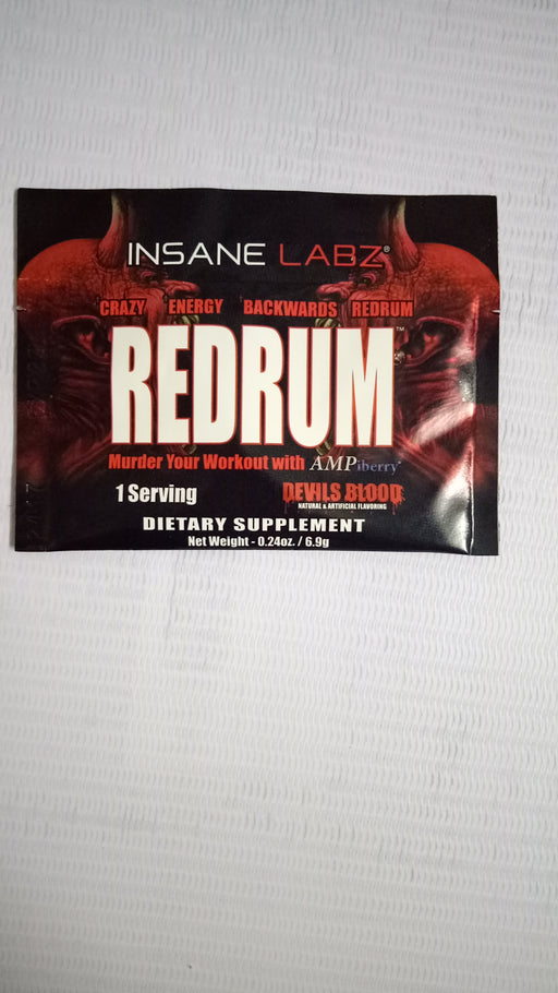 Insane Labz-RedRum Fat Burner