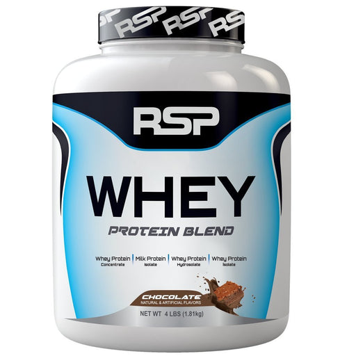 RSP Whey Protein Blend - fitness trends