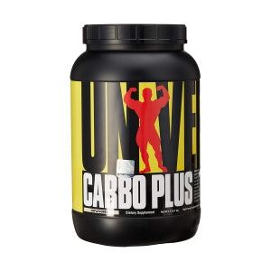 Universal Nutrition System Carbo Plus, 1kg, Net Wt 2.2 Lbs