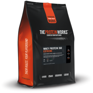 WHEY PROTEIN 360 EXTREME - fitness trends
