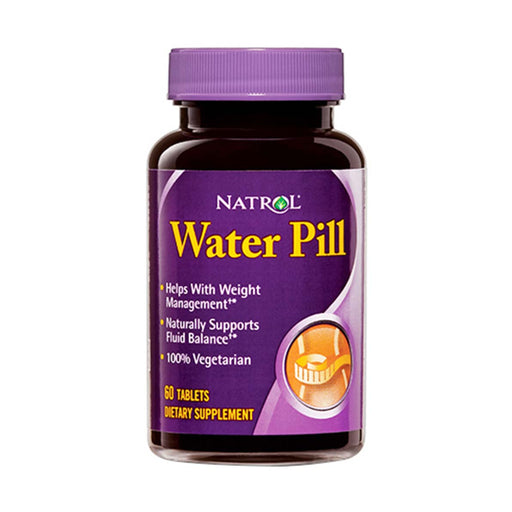 NATROL-Water Pill 60 Tablets