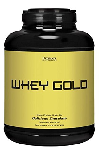 Ultimate Nutrition Whey Gold - fitness trends