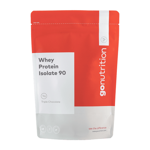 Gonutrition Whey Isolate 90, Net Wt 2.5 kg