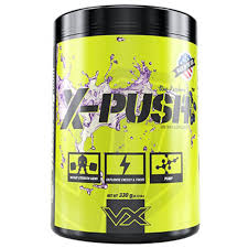 VitaXtrong-X Push-Preworkout-44 Servings