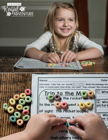 phonics fruit loops