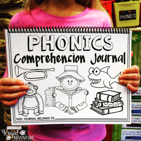 Phonics Comprehension Journal