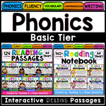 Phonics Basic Tier Curriculum - T.I.A.R.A