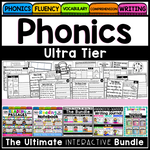 Phonics Ultra Tier Curriculum - T.I.A.R.A
