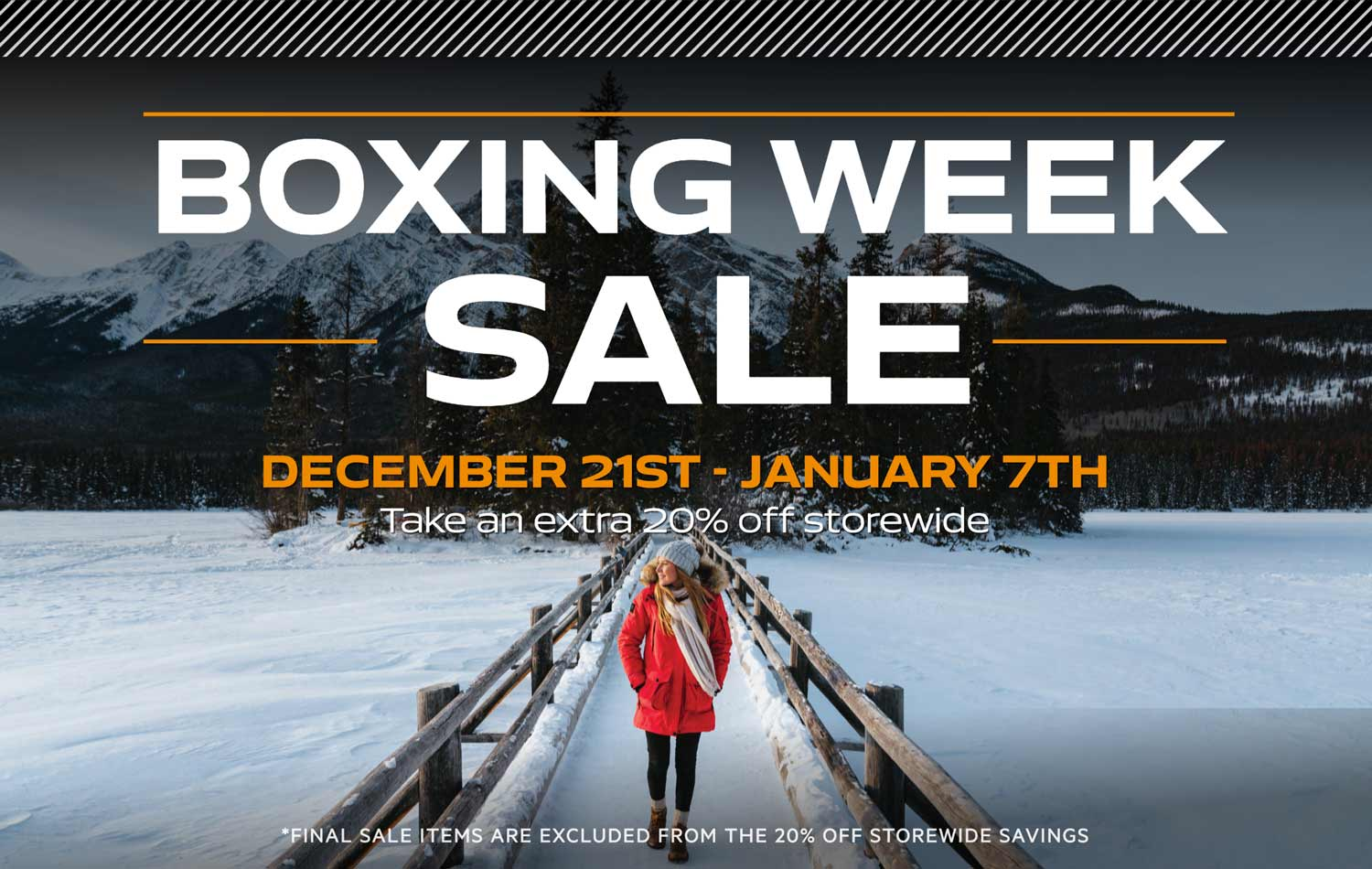 Stormtech Factory Outlet 2019 Boxing Week Sale Event