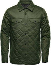 Men's Bushwick Quilted Jacket - BXQ-1