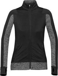 Women's Lotus Full Zip Shell - SPN-1W