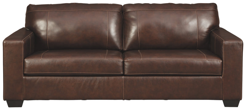 Chocolate Morelos Sofa