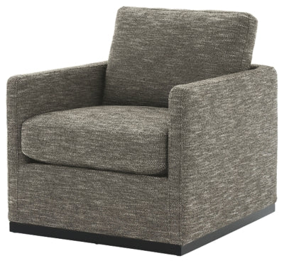 Earth Grona Swivel Accent Chair