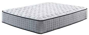 Mt Rogers Ltd Firm White Queen Mattress
