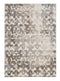 Jiro Brown/Cream Medium Rug
