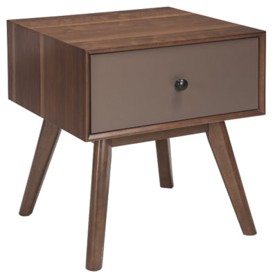 Two-tone Lynnifer End Table