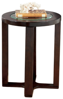 Dark Brown Marion End Table