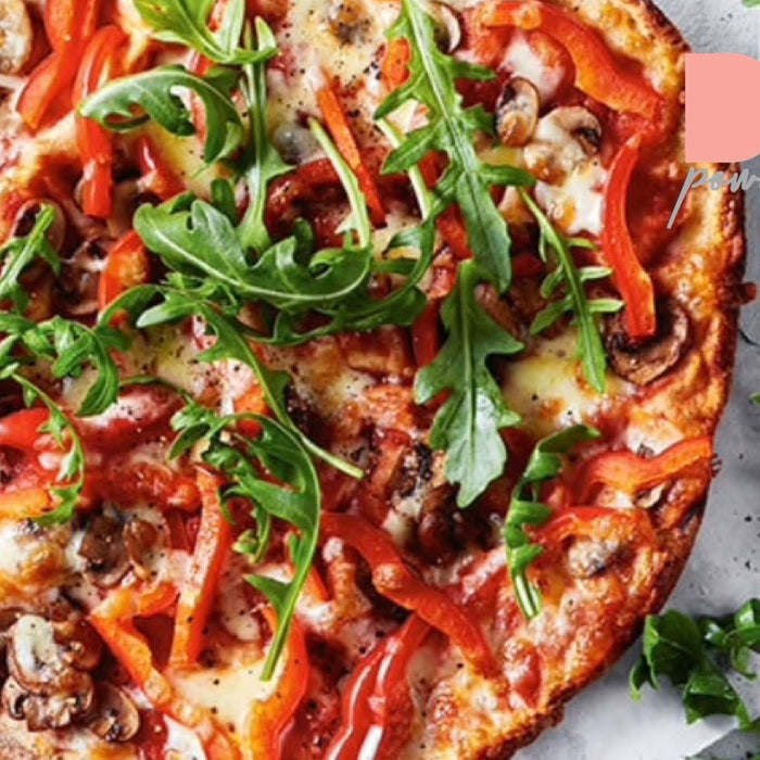 4-Step Meat Free Pizza