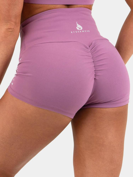 Ryderwear Animal Instinct Scrunch Bum Short