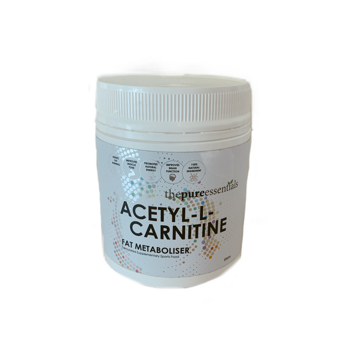 The Pure Essentials Acetyl L Carnitine 200g