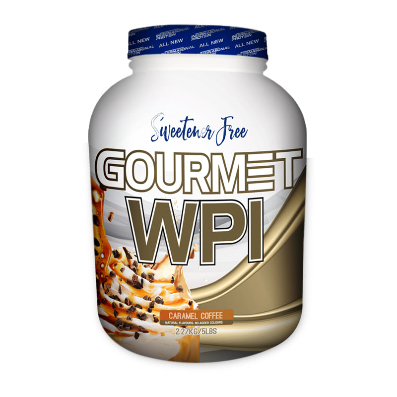 International Protein Gourmet WPI Protein Powder 5lb
