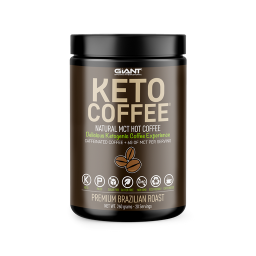 Giant Sports / KETO MCT Coffee