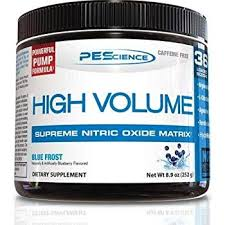 PESciene High Volume Preworkout