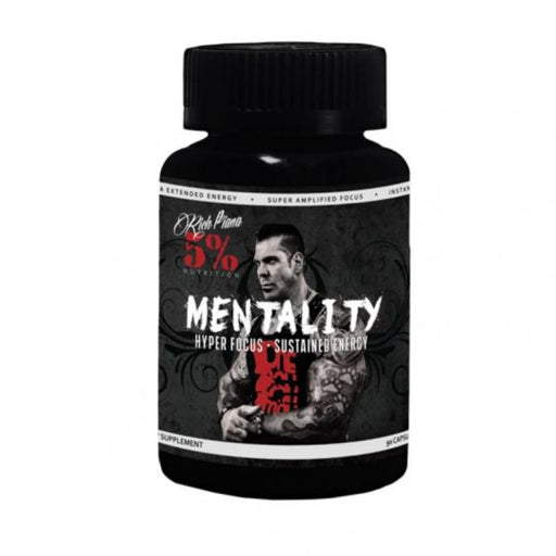 5% Nutrition Mentality - 90 Caps