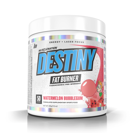 Muscle Nation Destiny Fat-burner
