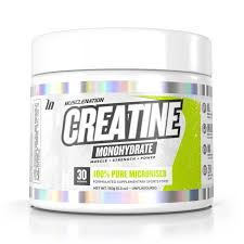 Muscle Nation Creatine Monohydrate